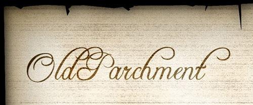 Старый пергамент