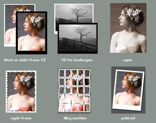 Набор инструментов фотографа