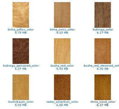 90 деревянных текстур в высоком разрешении