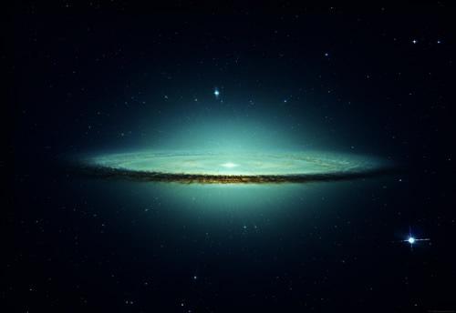 Замороженная Галактика