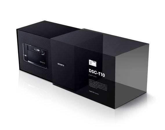стильная упаковка для фотоаппарата Sony