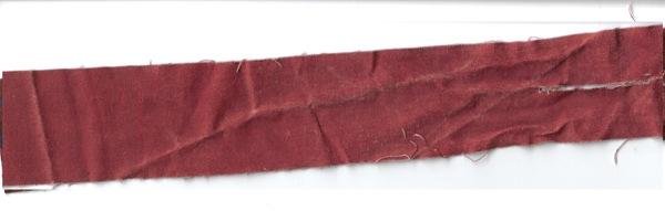 полоска ткани