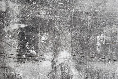 Исцарапанная черно-белая текстура