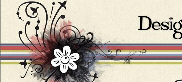 иллюстрация цветов на сайте