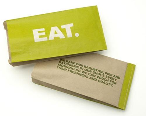 пакетики для еды
