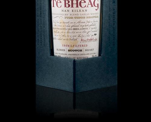 стильная упаковка виски
