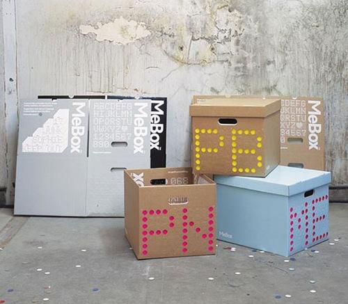 стильные коробки