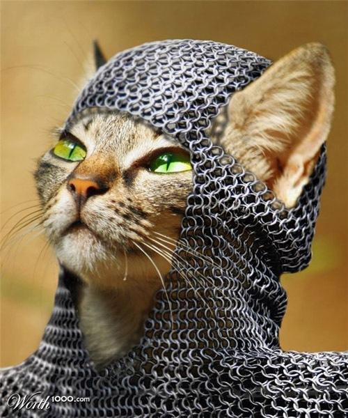 Средневековая Китти