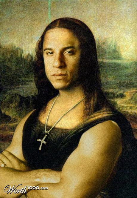 Мона Дизель