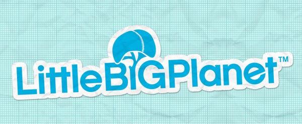 логотип игры LittleBigPlanet