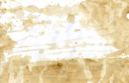 Бумажная текстура в пятнах и разводах