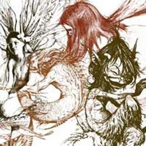 4 кисти сказочных фантастических героев