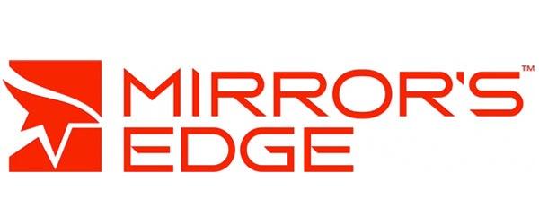 логотип Mirror's Edge