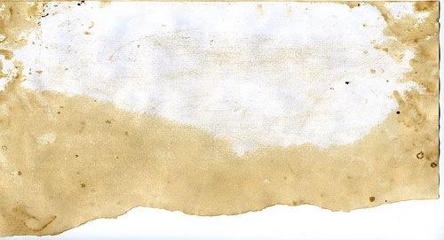 Измазанная бумажная текстура