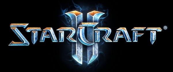 новый логотип StarCraft
