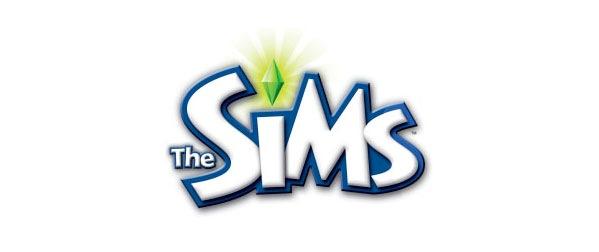 логотип The Sims