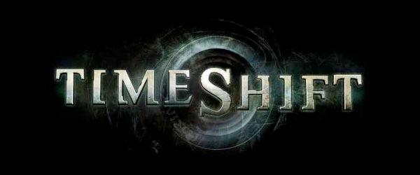 логотип игры TimeShift