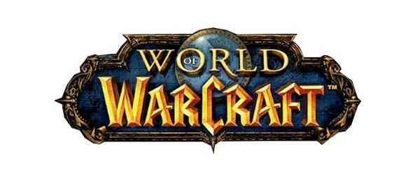 логотип популярной игры World of Warcraft