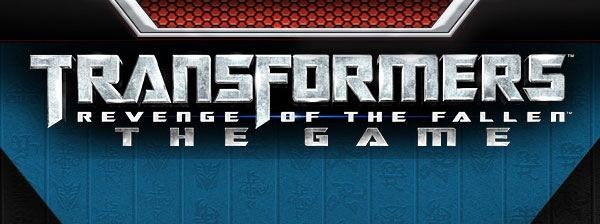логотип игры Transformers