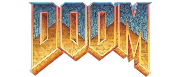 логотип всем известного Doom