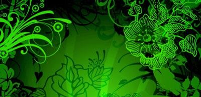 Кисти рисунки цветов