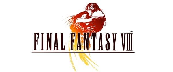 логотип популярной игры Final Fantasy VIII