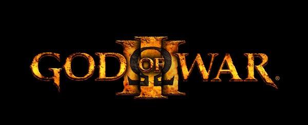 креативный логотип игры God of War
