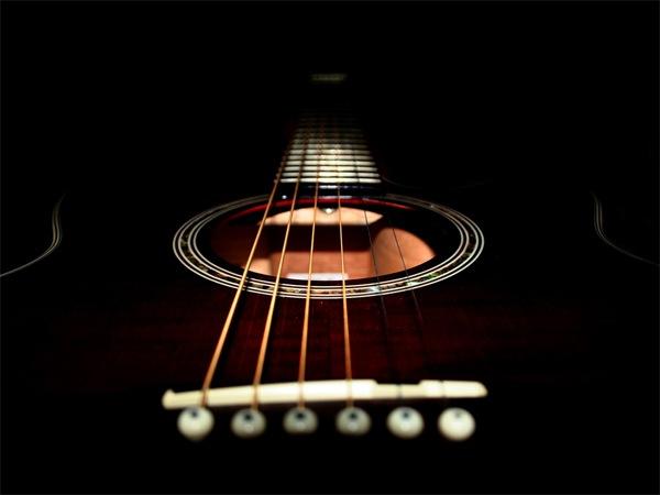гитара для заставки на рабочий стол