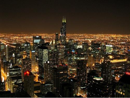 фото  с 94 этажа