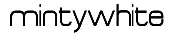 широкий шрифт