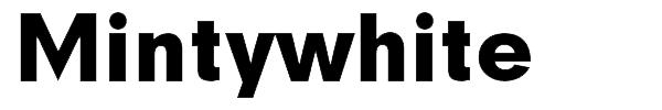 жирный шрифт