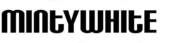 жирный округлый шрифт
