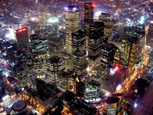 Город света