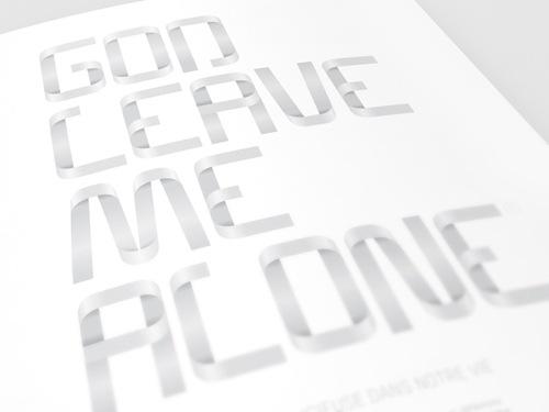 примеры креативной типографики