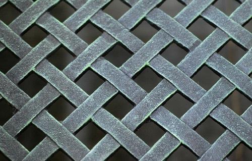 Металлическая решетка
