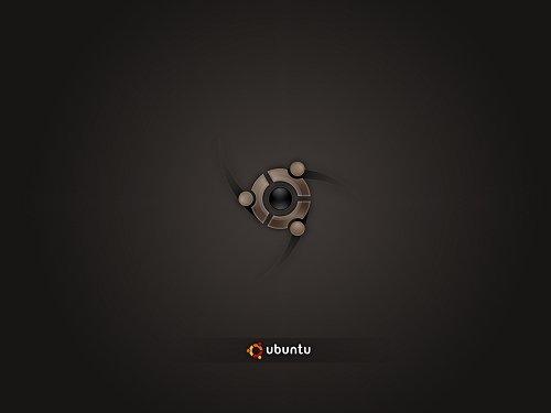 металлический ubuntu