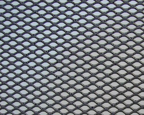 Текстура металлической решетки