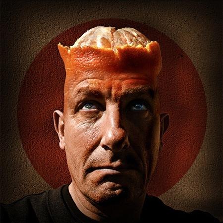 апельсиновый мозг
