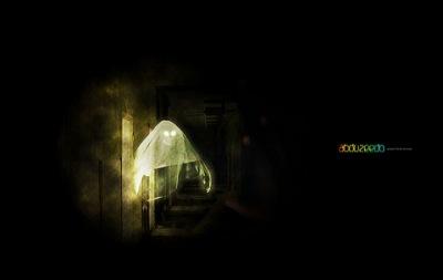 Создайте призрака в Фотошопе и Синема 4D
