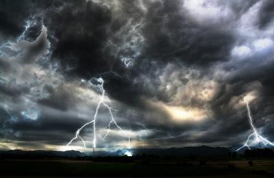 Эффект шторма