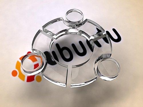 прозрачное стекло ubuntu