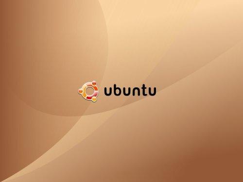 ubuntu в кофейных тонах