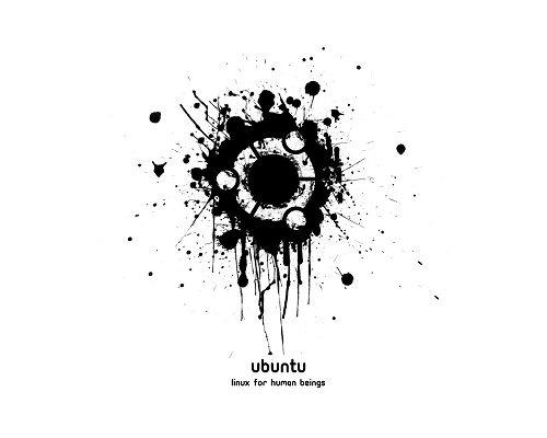 ubuntu в стиле гранж
