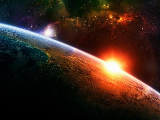 Яркие краски космоса