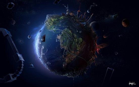 Иллюстрированный мир
