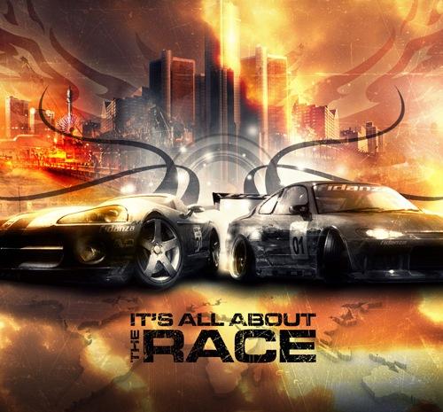 Гоночная игра Race Driver: Grid
