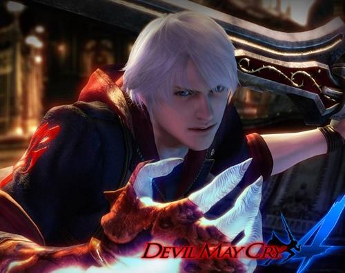 Игра Дьявол может плакать 4 (Devil May Cry 4)