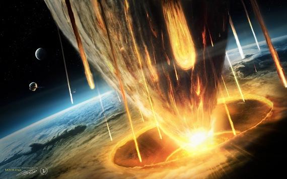 Земля 2049 – Конец