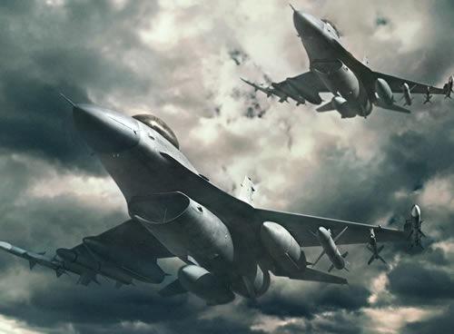 Игра Айс Комбат 4 (Ace Combat 4)