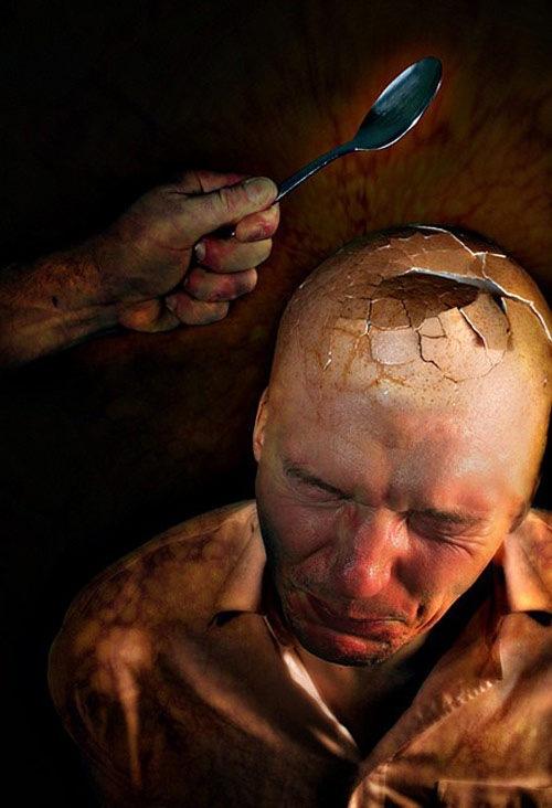трещины в голове